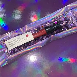 NWT Pat MCGrath Red Lipstick